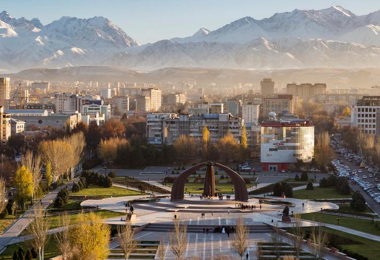 достопримечательности Бишкека